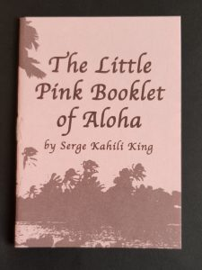 Aloha Spirit Booklet - written by Serge King (Free Download)